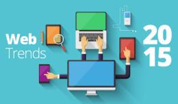 тренды веб дизайна 2015