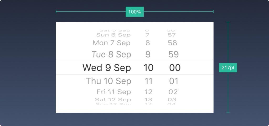 Полное руководство по дизайну iOS 9 в Sketch