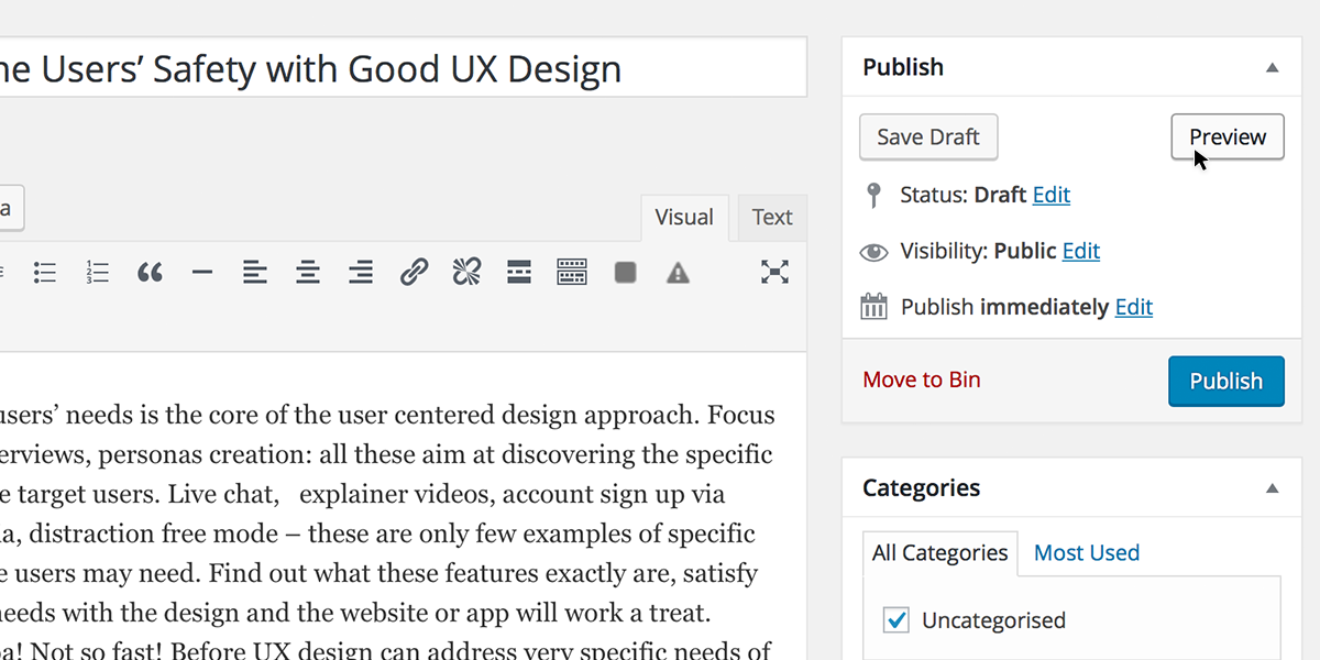 UX-дизайн и безопасность пользователя: пять рекомендаций