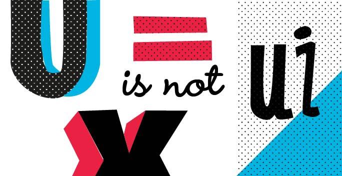 Пять различий между UI и UX дизайном