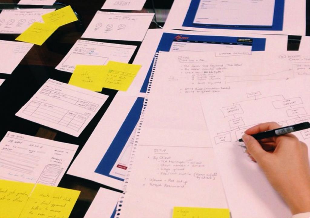 Пять советов для тех, кто переходит от графического дизайна к дизайну взаимодействия