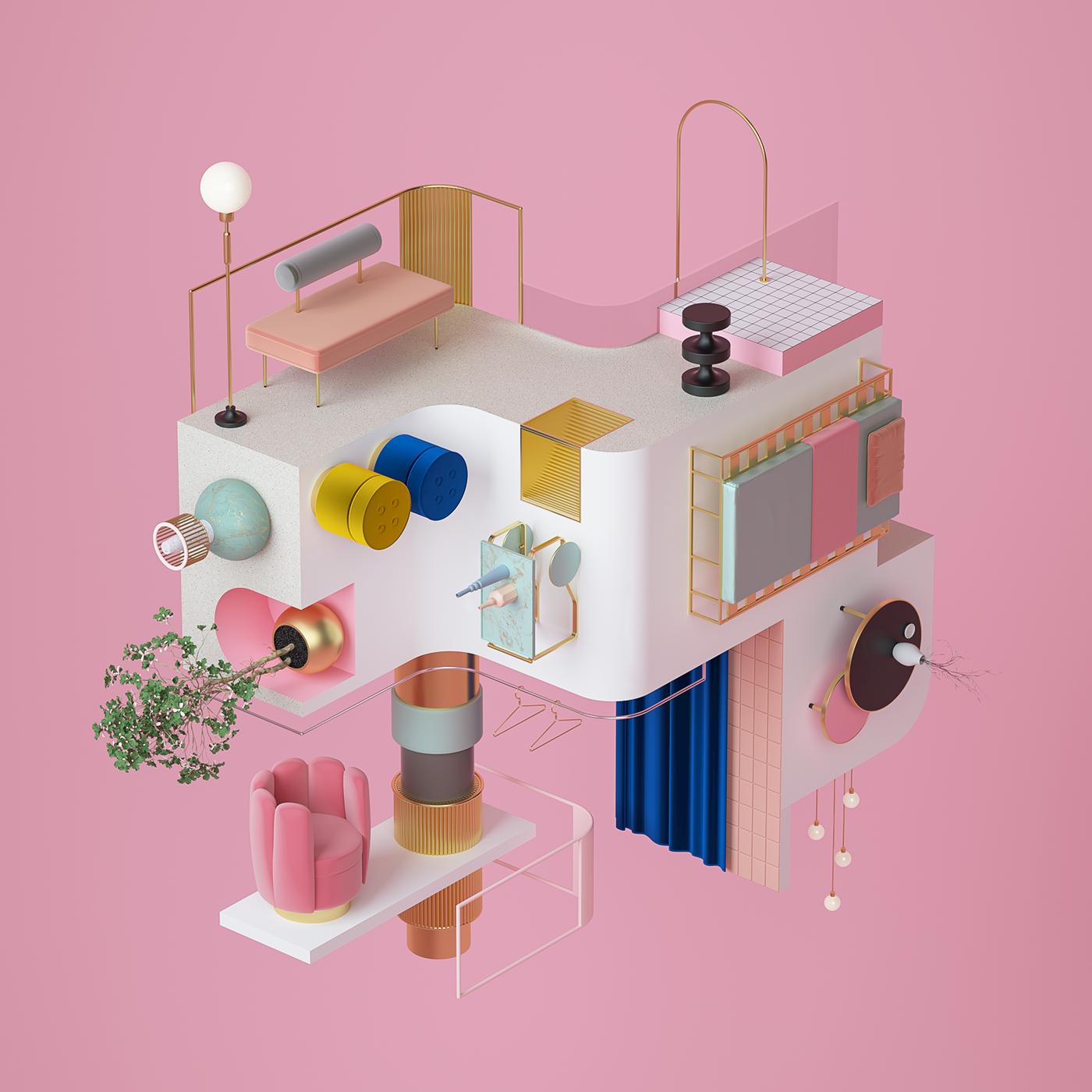 20 ярких трендов в дизайне в 2018 году